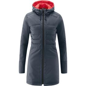 Maier Sports Skyllar Softshell Jacket Women, blauw/rood